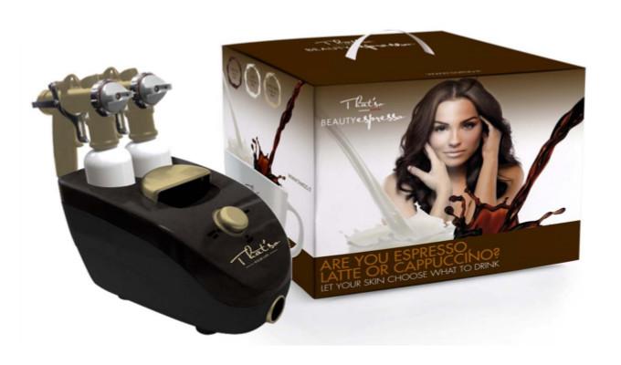 Beauty espresso kit