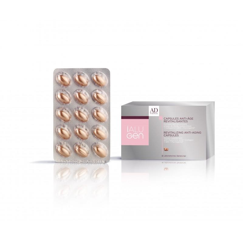 revitalizing anti-aging capsules
